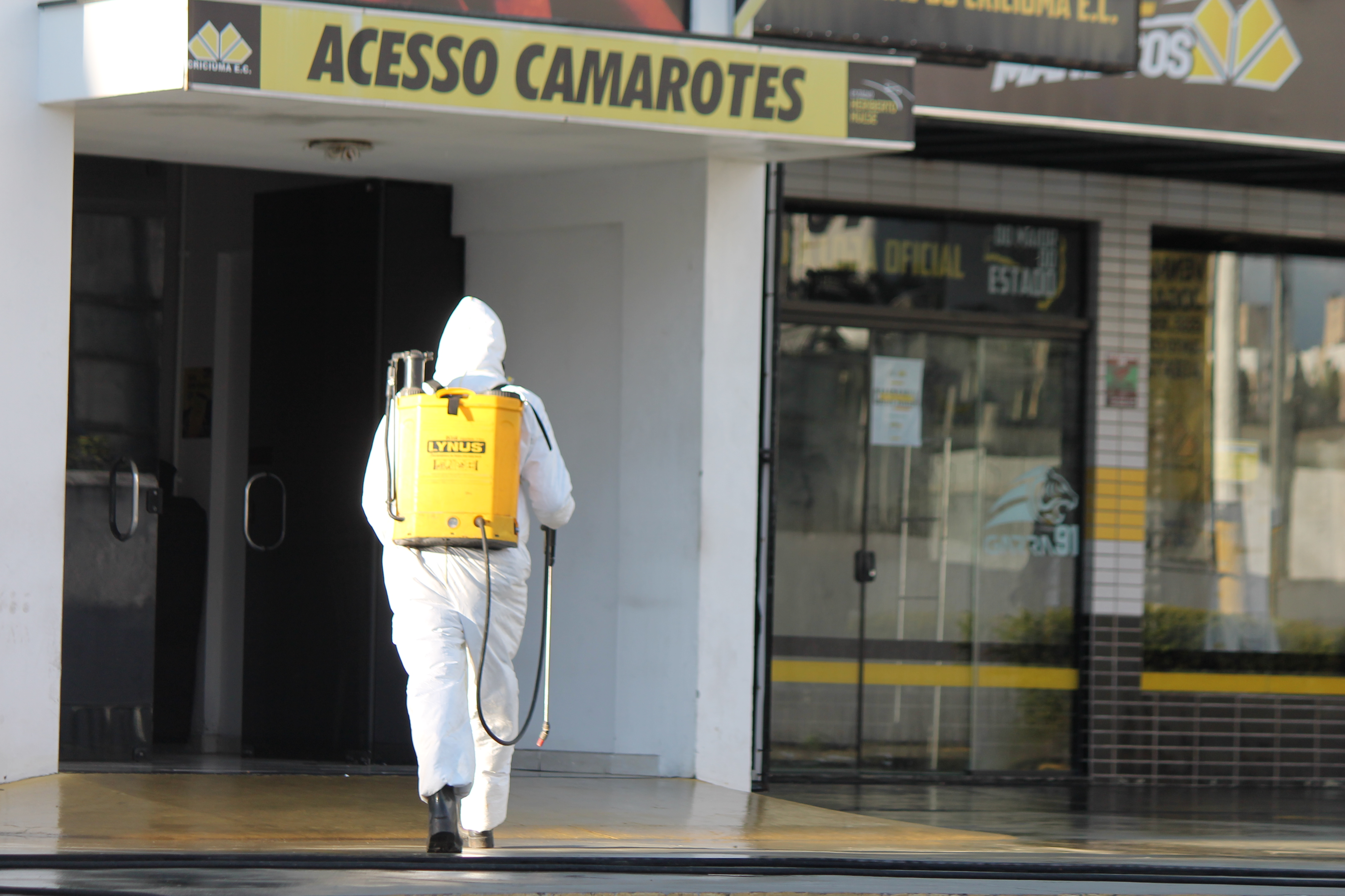 Celso da Luz/www.criciuma.com.br